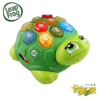 【LeapFrog】音樂桌遊小烏龜(音樂 桌遊 數字)