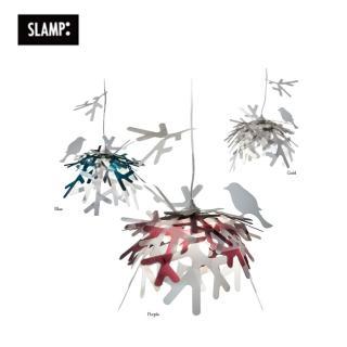 【SLAMP】LUI 吊燈 藍/金/紫