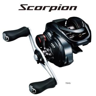 【SHIMANO】Scorpion 兩軸捲線器