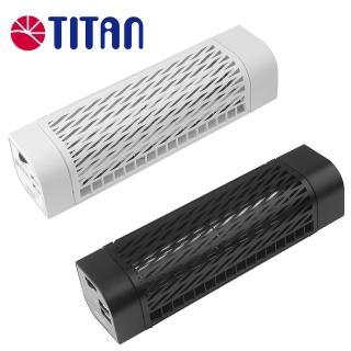 【TITAN】TITAN 冰炫風第二代車用風扇 黑/白(TTC-NF06TZ/V2)