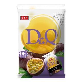 【盛香珍】Dr. Q百香果蒟蒻420g(約21-22小包)