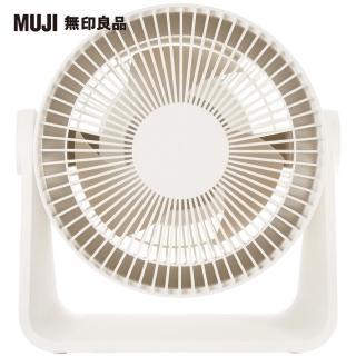 【MUJI 無印良品】空氣循環風扇/小/白