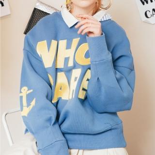 【Who Cares】WHO CARES x Daniel Wong。釋放系列袖摺造型圓領上衣