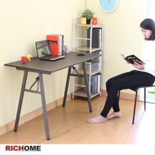 【RICHOME】免組裝折疊工作桌