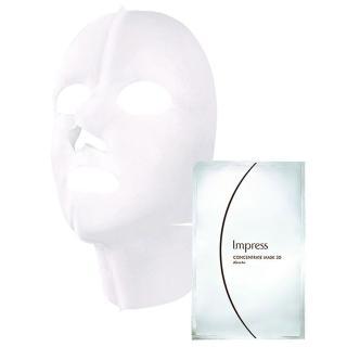 【Kanebo 佳麗寶】Impress 3D立體極致修謢膜(6入)