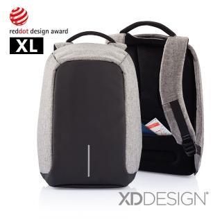 【XDDESIGN】BOBBY XL終極安全防盜後背包-大大灰(桃品國際公司貨)