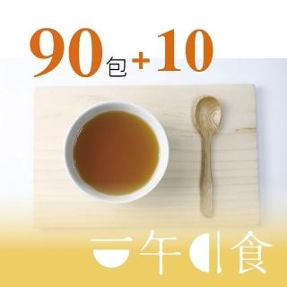 【一午一食】臻純粹滴雞精90入+贈10包(65ml/包-環保包裝)