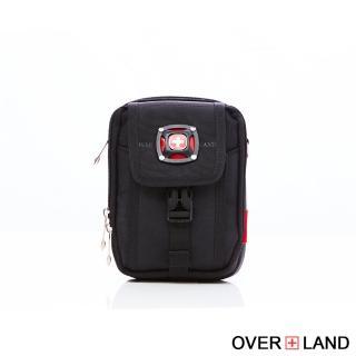 【OVERLAND】美式十字軍-美式品牌標誌多功能隨身包(3125)