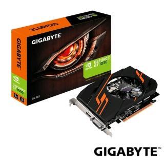 【GIGABYTE 技嘉】GT1030 OC 2G 4K影音輕電競超頻版(GV-N1030OC-2GI)