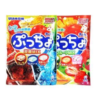 【味覺糖】普超軟糖 90g(綜合汽水味/水果味)