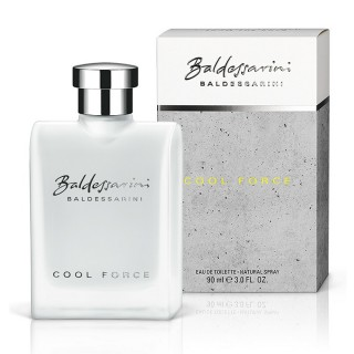 【Baldessarini】Cool Force 冷酷男性淡香水(90ml)