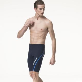 【SARBIS】泡湯 SPA七分泳褲附泳帽(B55808-02)