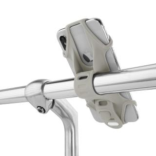 【Bone】Bike Tie 2 單車手機綁 第2代 灰色(自行車手機支架 手機架)
