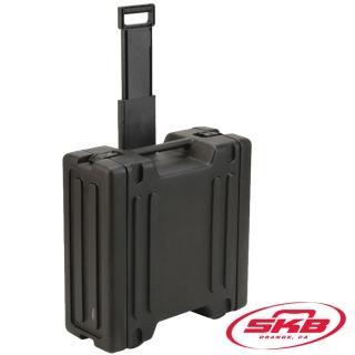 【SKB Cases】4U Roto機架滾輪拉柄機箱1SKB-R4W
