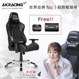 【AKRACING】超跑電競椅旗艦款GT68NINJA(電競椅)