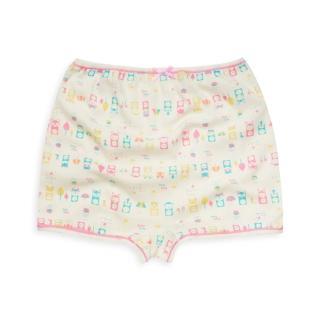 【annypepe】兒童內褲 純棉女童四角褲-動物小夥伴