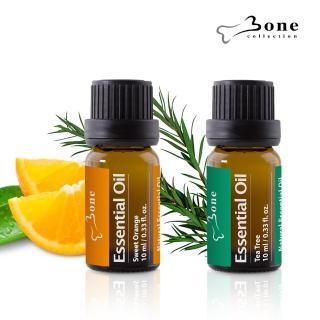 【Bone】澳洲茶樹/巴西甜橙 精油 10ml 兩種味道可選