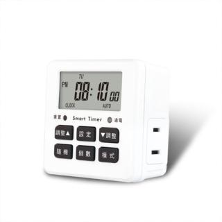 電子式智能定時器   /延長線/插座/插頭/分接式