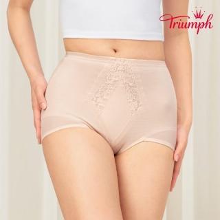【Triumph 黛安芬】經典款短束褲 S-EEL(膚)