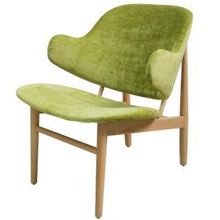 【YOI傢俱】帕維斯椅 咖啡/綠2色可選 休閒椅/餐椅/實木椅(YIT-D19)