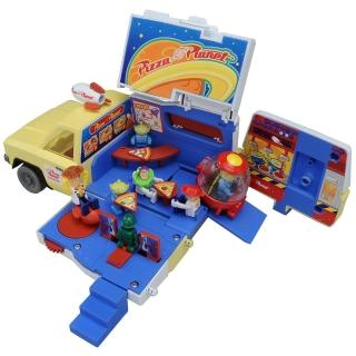 【TAKARA TOMY】披薩星球貨櫃收納車(玩具總動員)