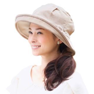 【COGIT】日本COGIT 3D大帽緣拱型馬尾降溫小顏帽(UV CUT 99%)