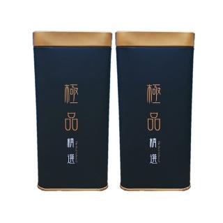 【新造茗茶】特選錫蘭伯爵紅茶(100g*2罐)