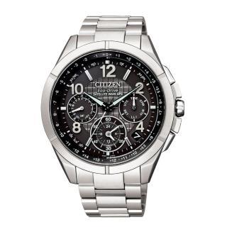 【CITIZEN 星辰】GPS極限衛星F900光動能鈦腕錶(CC9070-56H)