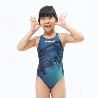 【MARIUM】小女競賽型泳裝-蝙蝠俠(MAR-A8017WJ)