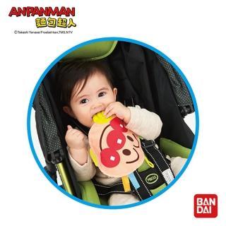 【ANPANMAN 麵包超人】麵包超人幼兒安撫玩具(6個月-)