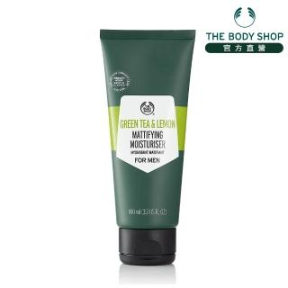 【THE BODY SHOP】男士綠茶保水潤膚露(100ML)