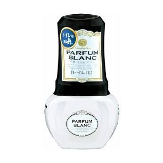 日本小林製藥 浴廁消臭元空氣芳香劑-白/清爽花香400ml