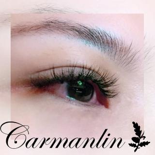 【卡蔓林Carmanlin】嫁接睫毛-妝感200根(美睫)