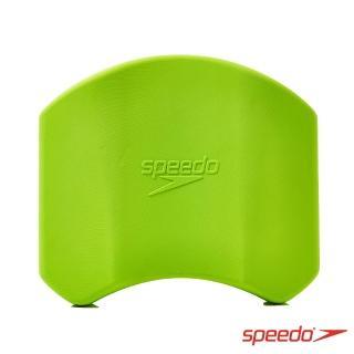 【SPEEDO】成人 競技型小型浮板 Pullkick(萊姆綠 游泳訓練配件)