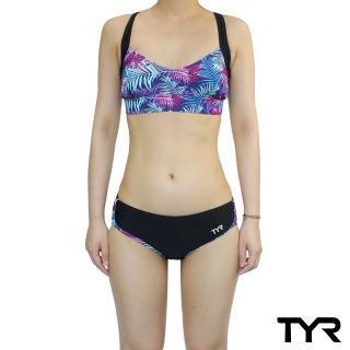 【TYR】Zelia 系列運動比基尼(後背挖空設計小性感 Aeroback肩帶穩定舒適)