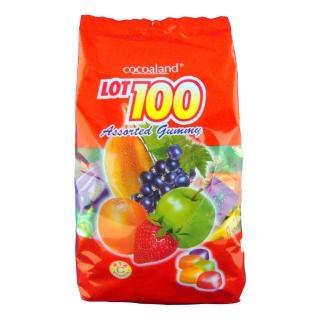 【一百份】綜合水果口味軟糖(1KG)