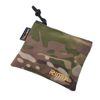 【RIMIX】戶外通勤軍用戰術卡片零錢包(2色可選)