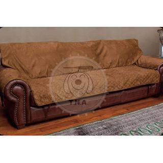 【SOLVIT】寵物居家用品 SV377 三人座沙發保護套(180cm x 71cm x 3cm)