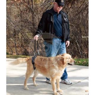 【SOLVIT】介護用品 SV365 藍色 寵物後肢輔助提拉助行帶L號(承重32-59kg)