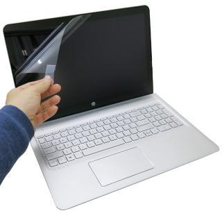 【Ezstick】HP ENVY 15 15-as111TU 15-as112TU 觸控款 靜電式筆電LCD液晶螢幕貼(可選鏡面或霧面)
