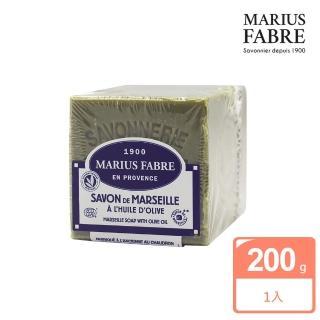 【法國法鉑】橄欖油經典馬賽皂(200g)