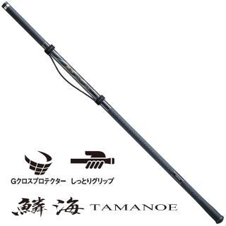【SHIMANO】鱗海 TAMANOE 玉柄