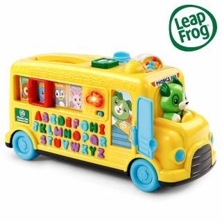 【LeapFrog】動物字母發音小巴士(字母自然發音)