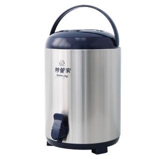 【妙管家】9.5L不鏽鋼保溫茶桶(HKTB-1000SSC)