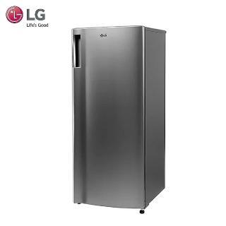 【LG 樂金】限時搶購★SMART 變頻單門冰箱 精緻銀/191公升(GN-Y200SV)