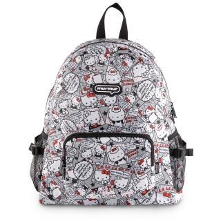 【murmur】收納後背包 / KITTY漫畫 TFB007(後背包.環保袋.收納.旅行袋)