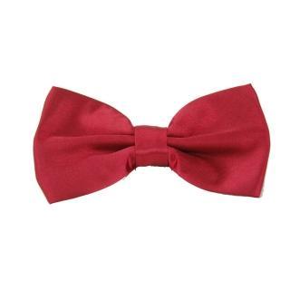 【雅派Alpaca】紅色基本款領結