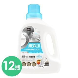 朝日田野0%無添加低敏濃縮洗衣精回饋組(S)