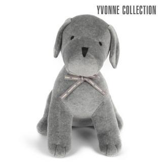【Yvonne Collection】旺旺狗玩偶(經典灰)