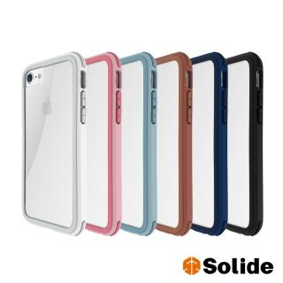 【SOLiDE】維納斯 iPhone SE2/8/7/6 共用 軍規防摔殼手機殼